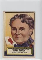Clara Barton [Good to VG‑EX]