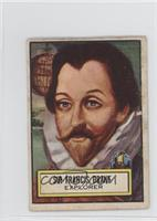 Sir Francis Drake [Good to VG‑EX]