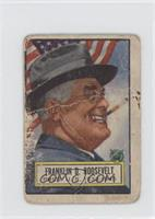 Franklin D. Roosevelt [Poor to Fair]