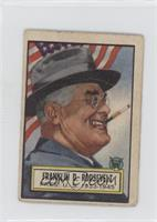 Franklin D. Roosevelt [Good to VG‑EX]