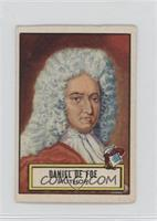 Daniel De Foe [Good to VG‑EX]