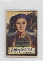 Anne of Cleves [Good to VG‑EX]