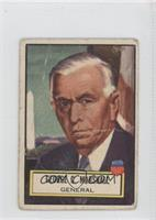 George C. Marshall [Poor]