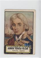 Admiral Horatio Nelson [Good to VG‑EX]