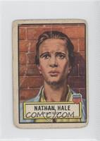Nathan Hale [Good to VG‑EX]