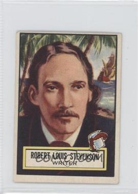 1952 Topps Look 'n See #116 - Robert Louis Stevenson