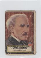 Arturo Toscanini [Poor to Fair]