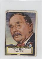H.G. Wells [Poor to Fair]