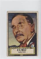 H.G. Wells [GoodtoVG‑EX]