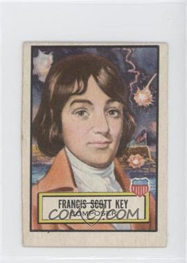 1952 Topps Look 'n See #12 - Francis Scott Key