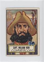 Capt. William Kidd [GoodtoVG‑EX]