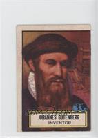 Johannes Gutenberg [GoodtoVG‑EX]