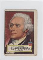 Alexander Hamilton [Poor to Fair]