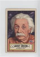Albert Einstein [Good to VG‑EX]