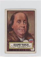 Benjamin Franklin [GoodtoVG‑EX]