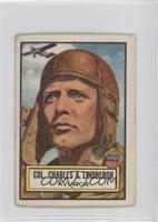 Col. Charles A. Lindbergh [Good to VG‑EX]