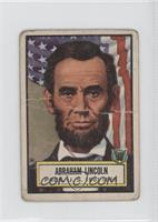 Abraham Lincoln [Poor to Fair]