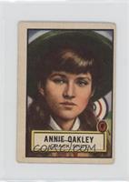 Annie Oakley [GoodtoVG‑EX]