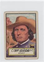 Kit Carson [GoodtoVG‑EX]