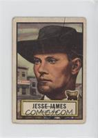 Jesse James [Poor to Fair]