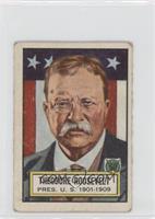 Theodore Roosevelt [GoodtoVG‑EX]