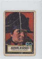 Napoleon Bonaparte [Poor]