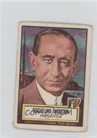 Guglielmo Marconi [GoodtoVG‑EX]