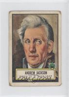 Andrew Jackson [GoodtoVG‑EX]