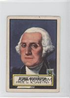 George Washington [Good to VG‑EX]