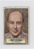 Adlai Stevenson [Poor to Fair]