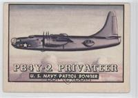 PB4Y-2 Privateer [Good to VG‑EX]