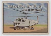Breguet Gype III French Helicopter [Poor to Fair]
