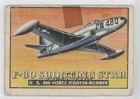 F-80 Shooting Star [Poor]