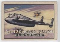 XC-120 Pack Plane [GoodtoVG‑EX]