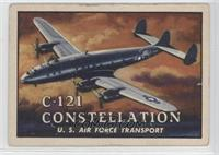 C-121 Constellation U.S. Air Force Transport [Good to VG‑EX]