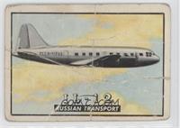 IL-12 Russian Transport [Poor]