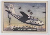 C-123 Avitruk U.S. Air Force Transport [GoodtoVG‑EX]
