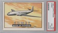Comet British Jet Transport [PSA 8 (OC)]