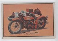 1926 Motorcycle Fire Engine [PoortoFair]