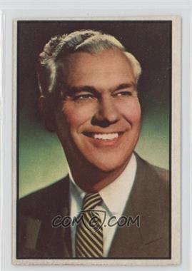 1953 Bowman Television and Radio Stars of the NBC Vertical Back - [Base] #88 - Harry Holcombe