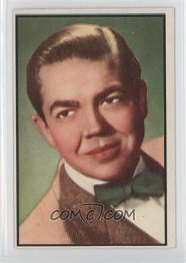 1953 Bowman Television and Radio Stars of the NBC Vertical Back - [Base] #90 - Marvin Miller