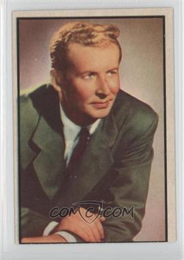 1953 Bowman Television and Radio Stars of the NBC Vertical Back - [Base] #96 - Dan Gibson
