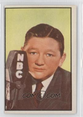1953 Bowman Television and Radio Stars of the NBC Vertical Back #81 - [Missing]