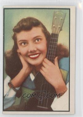 1953 Bowman Television and Radio Stars of the NBC Vertical Back #82 - [Missing]