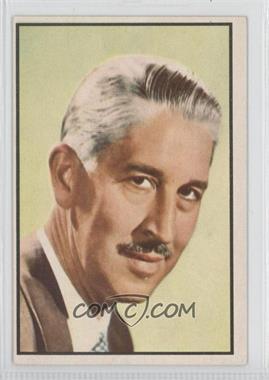 1953 Bowman Television and Radio Stars of the NBC Vertical Back #83 - Marlin Perkins