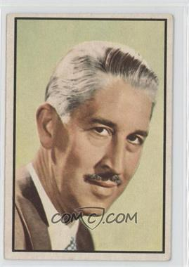 1953 Bowman Television and Radio Stars of the NBC Vertical Back #83 - Marlin Perkins