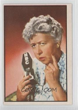 1953 Bowman Television and Radio Stars of the NBC Vertical Back #87 - [Missing]