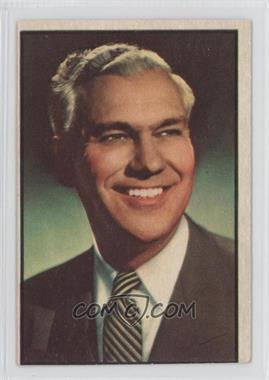 1953 Bowman Television and Radio Stars of the NBC Vertical Back #88 - Harry Holcombe