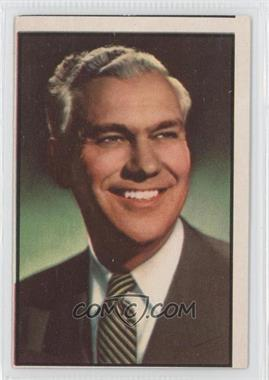 1953 Bowman Television and Radio Stars of the NBC Vertical Back #88 - [Missing]