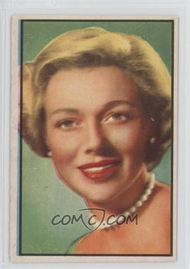 1953 Bowman Television and Radio Stars of the NBC Vertical Back #92 - Phyllis Hill